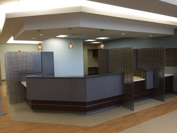Medical Centers & Offices | Jeffrey Ellis Carl Cabinetmakers